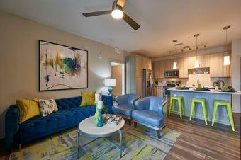 Encore Evans Station apartments for rent at AptAmigo