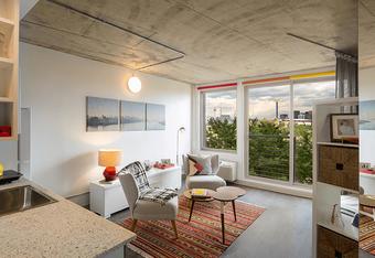 Turntable Studios apartments for rent at AptAmigo