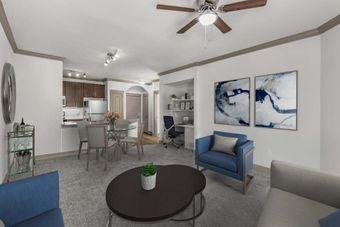 Camden Midtown Atlanta apartments for rent at AptAmigo