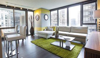 Aqua Chicago apartments for rent at AptAmigo