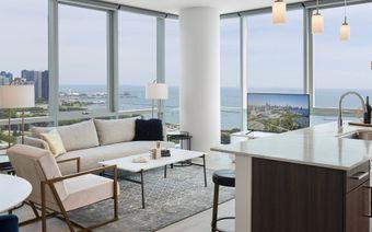 Sentral Chicago Michigan Avenue apartments for rent at AptAmigo