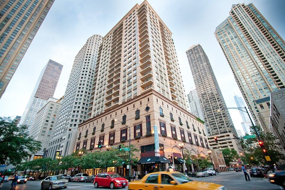 Best apartment search website in Chicago - The Bernardin