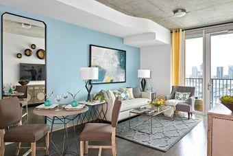 SkyHouse Nashville apartments for rent at AptAmigo