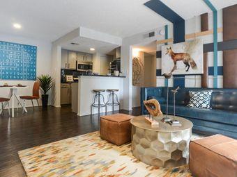 Chandelier apartments for rent at AptAmigo